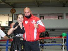 Фото-репортажа са кик-бокс турнира