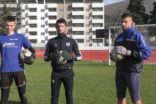 Трилинг требињских голмана обећава ведро фудбалско прољеће