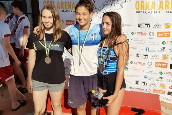 То сам ја:Хелена Лакић пливачица: Сама себи сам највећи ривал