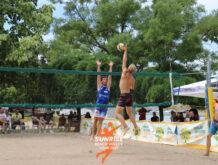 Sunrise beach volley tour 2021  фото прича