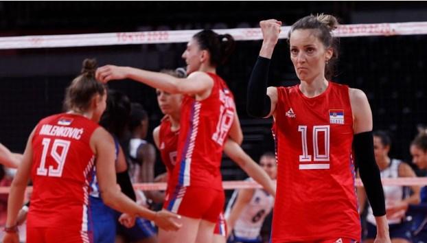 Србија одувала Италију, у полуфиналу против Америке
