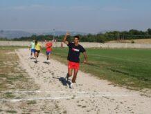 Атлетичари у славу Олимпијаде