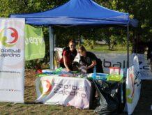 Манифестацијом у Требињу почело обиљежавање Уефа grassroots седмице (Фото)